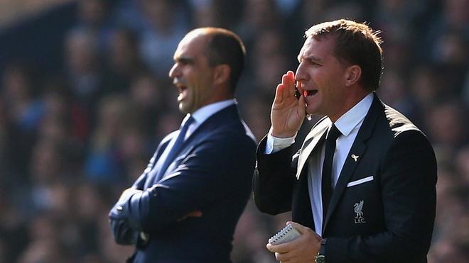 Liverpool sa thai Rodgers sau tran derby Merseyside hinh anh 1