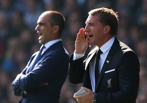 Liverpool sa thai Rodgers sau tran derby Merseyside hinh anh