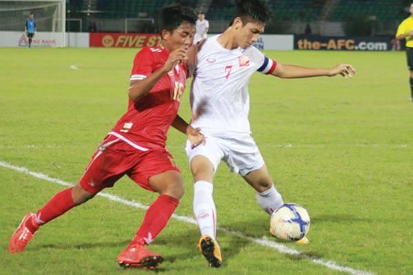 U19 Viet Nam gianh ve du vong chung ket U19 chau A 2016 hinh anh 11