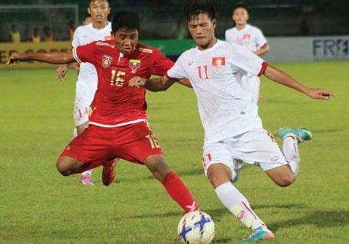 U19 Viet Nam gianh ve du vong chung ket U19 chau A 2016 hinh anh 12