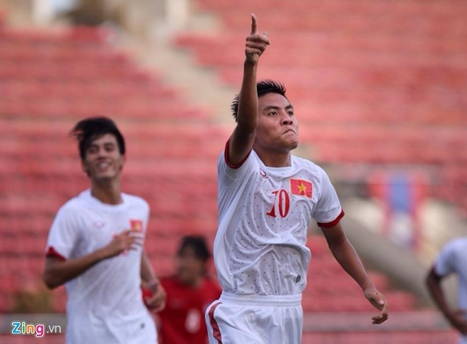 U19 Viet Nam gianh ve du vong chung ket U19 chau A 2016 hinh anh 3