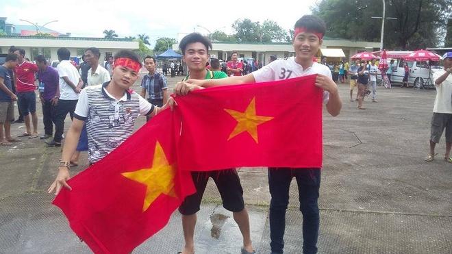 U19 Viet Nam gianh ve du vong chung ket U19 chau A 2016 hinh anh 4