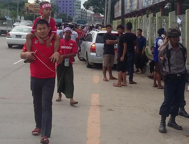 U19 Viet Nam gianh ve du vong chung ket U19 chau A 2016 hinh anh 6