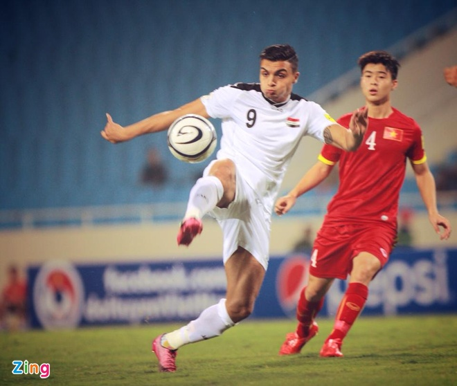 DT Viet Nam 1-1 Iraq: Danh roi chien thang phut cuoi hinh anh 24