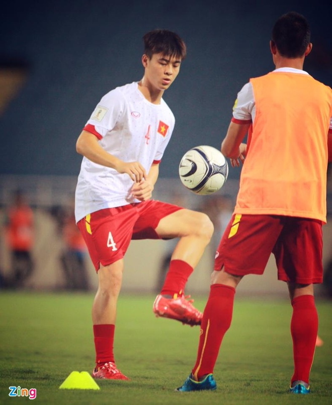 DT Viet Nam 1-1 Iraq: Danh roi chien thang phut cuoi hinh anh 13