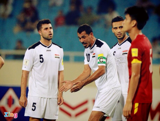 DT Viet Nam 1-1 Iraq: Danh roi chien thang phut cuoi hinh anh 19