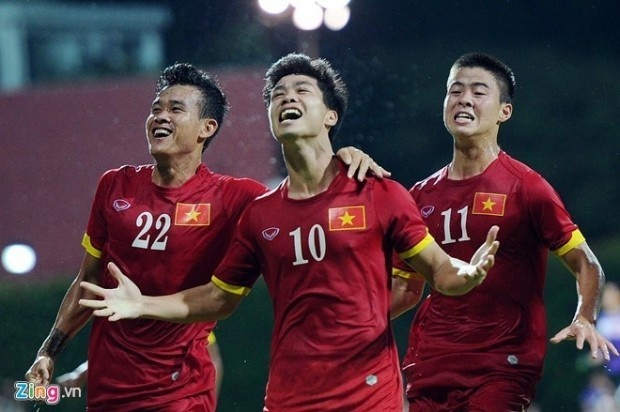 DT Viet Nam 1-1 Iraq: Danh roi chien thang phut cuoi hinh anh 7