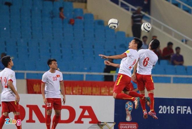 DT Viet Nam 1-1 Iraq: Danh roi chien thang phut cuoi hinh anh 10