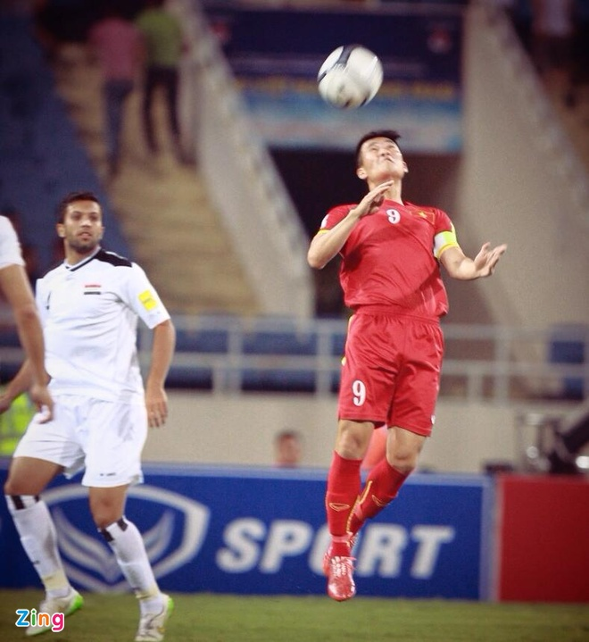 DT Viet Nam 1-1 Iraq: Danh roi chien thang phut cuoi hinh anh 18