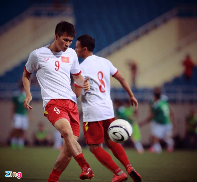 DT Viet Nam 1-1 Iraq: Danh roi chien thang phut cuoi hinh anh 9