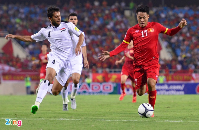 DT Viet Nam 1-1 Iraq: Danh roi chien thang phut cuoi hinh anh 21