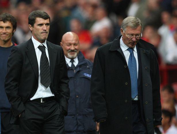 Roy Keane tu choi choi cho doi cua Sir Alex Ferguson hinh anh 1