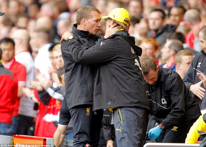 Fan Liverpool chao don Klopp nong nhiet o Anfield nam 2014 hinh anh 3