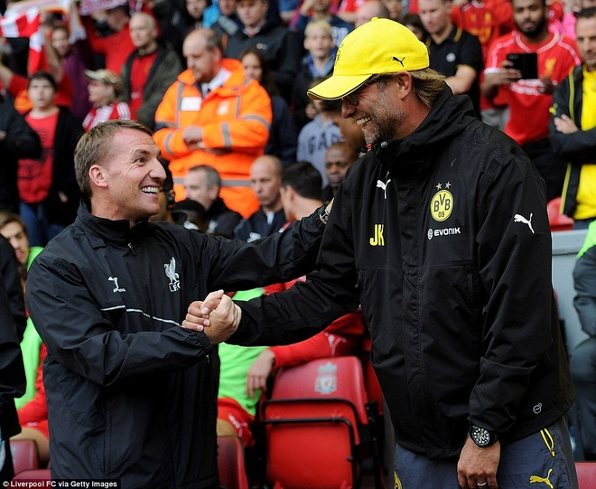 Fan Liverpool chao don Klopp nong nhiet o Anfield nam 2014 hinh anh 4