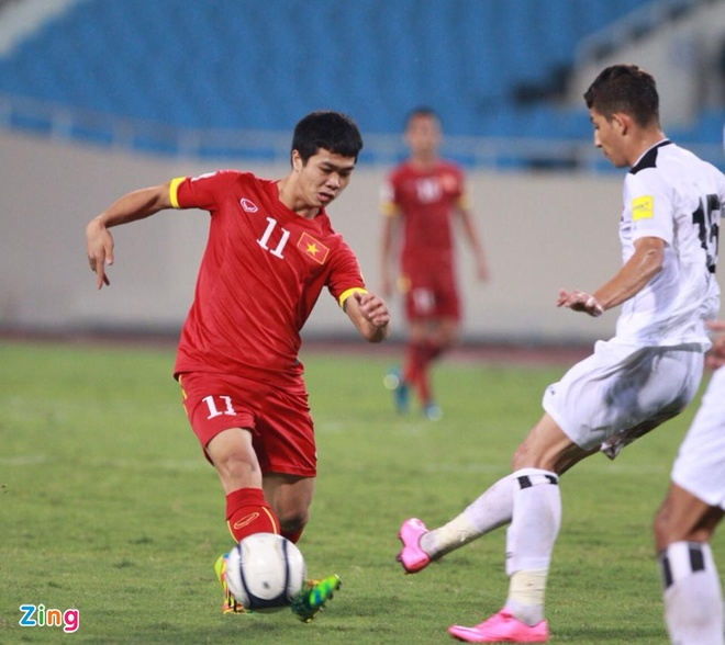 DT Viet Nam 1-1 Iraq: Danh roi chien thang phut cuoi hinh anh 28