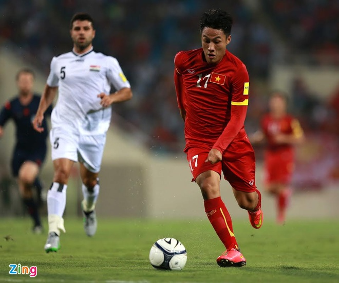 DT Viet Nam 1-1 Iraq: Danh roi chien thang phut cuoi hinh anh 26