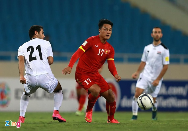 DT Viet Nam 1-1 Iraq: Danh roi chien thang phut cuoi hinh anh 25