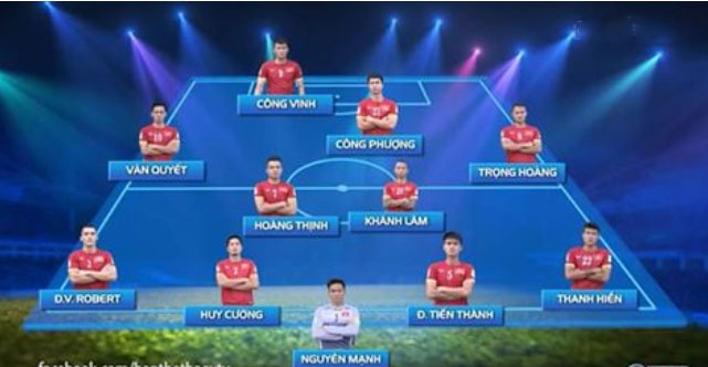 DT Viet Nam 1-1 Iraq: Danh roi chien thang phut cuoi hinh anh 14