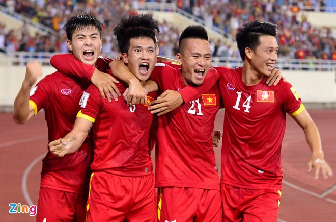 DT Viet Nam 1-1 Iraq: Danh roi chien thang phut cuoi hinh anh 20