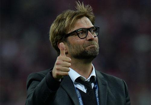 Jurgen Klopp toi Liverpool: Binh minh tren thanh pho cang hinh anh