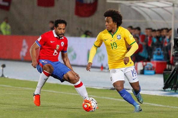 Alexis Sanchez ghi ban giup Chile thang Brazil 2-0 hinh anh 4
