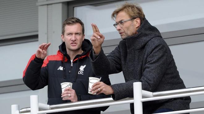 Jurgen Klopp san sang dua Lewandowski den Liverpool hinh anh