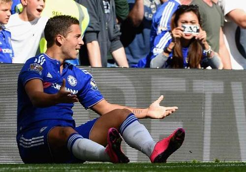Jose Mourinho san sang day Hazard len ghe du bi hinh anh