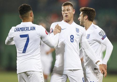DT Anh thang 10 tran lien tiep o vong loai EURO 2016 hinh anh