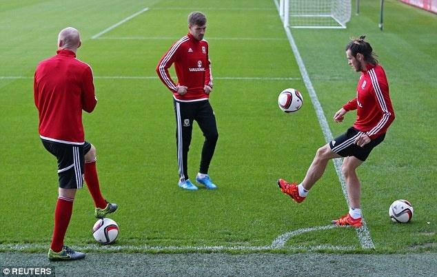 Cristiano Ronaldo co the doi dau Gareth Bale thang toi hinh anh 9
