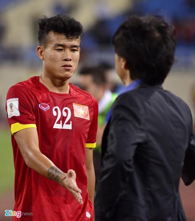 Tuyen Viet Nam buon ba sau that bai 0-3 truoc Thai Lan hinh anh 2