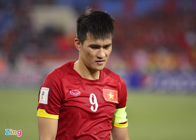 Tuyen Viet Nam buon ba sau that bai 0-3 truoc Thai Lan hinh anh 3
