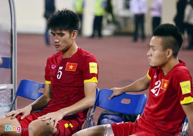 Tuyen Viet Nam buon ba sau that bai 0-3 truoc Thai Lan hinh anh 5