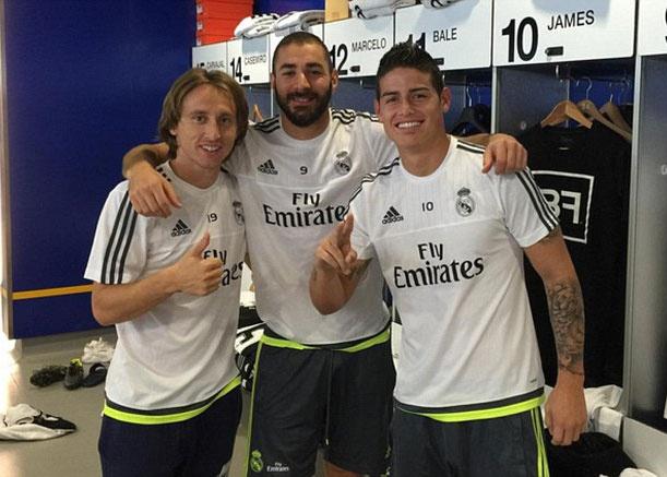 Real Madrid mat 3 tru cot trong 6 tran hinh anh 1
