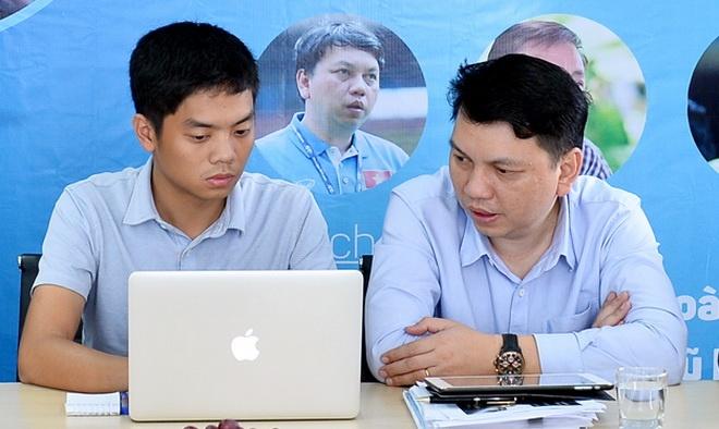 TTK Le Hoai Anh: 'VFF khong pho mac DTVN cho HLV Miura' hinh anh