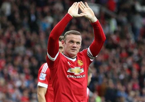 Wayne Rooney: Chien binh chua buong sung hinh anh