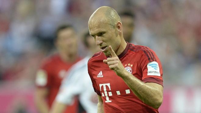 Bayern Munich ton that luc luong truoc tran gap Arsenal hinh anh 1