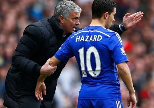 Cuoc chien voi Hazard se ket thuc trieu dai cua Mourinho hinh anh