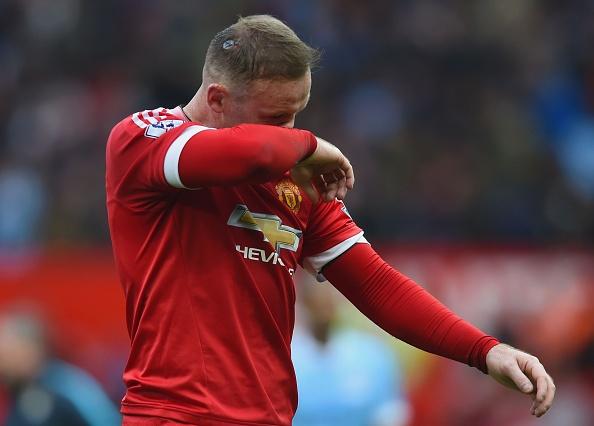 Van Gaal: 'Toi met moi voi nhung cau hoi ve Rooney' hinh anh 1