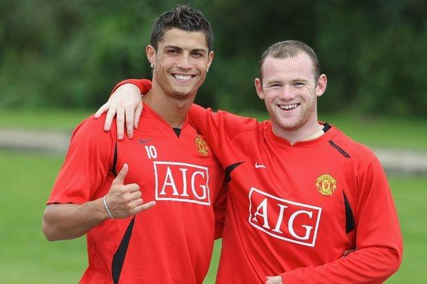 Ronaldo va Rooney co the cung khoac ao MU he toi hinh anh 1