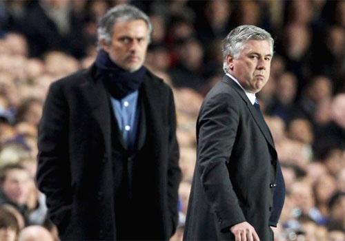 Ancelotti ra dieu kien tro lai Chelsea thay Mourinho hinh anh