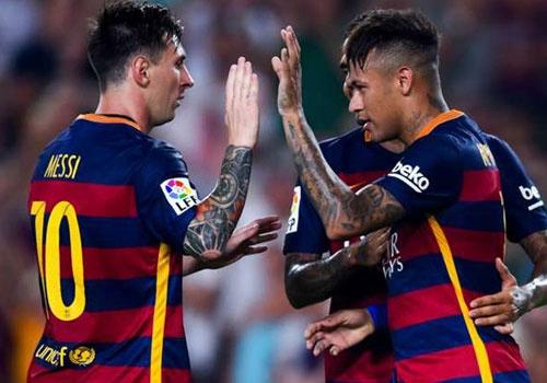 Diem tin: 'Messi khong bao gio roi Barcelona' hinh anh