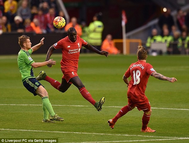 Doi hinh ket hop 11 ngoi sao cua Chelsea va Liverpool hinh anh 2