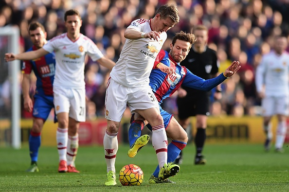Crystal Palace 0-0 MU: 'Quy do' gay that vong hinh anh 5