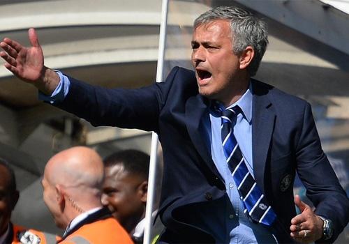 Chelsea - Liverpool: Tra thu Jose Mourinho hinh anh