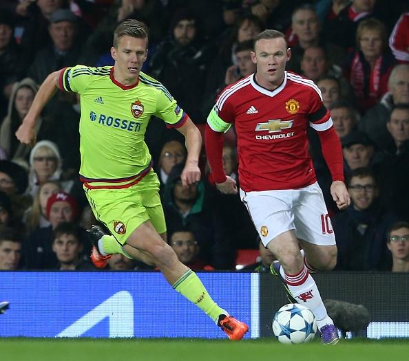 Rooney giup MU dan dau bang B Champions League hinh anh 13