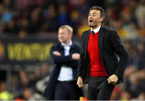 Chay da cho El Clasico: Barcelona chuan bi phuong an C hinh anh