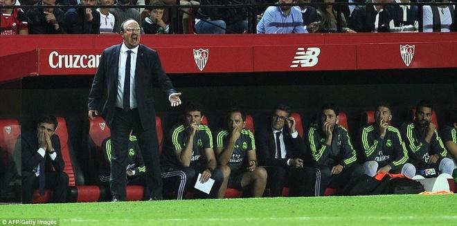 That bai cua Real Madrid: Sup do day chuyen? hinh anh 1