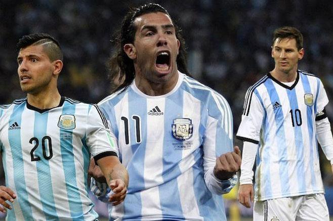 Tuyen Argentina mat 3 tien dao tru cot truoc tran gap Brazil hinh anh 1
