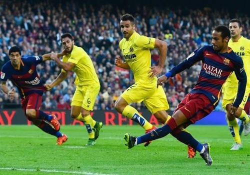 Cho Neymar mang phong do La Liga toi tuyen Brazil hinh anh