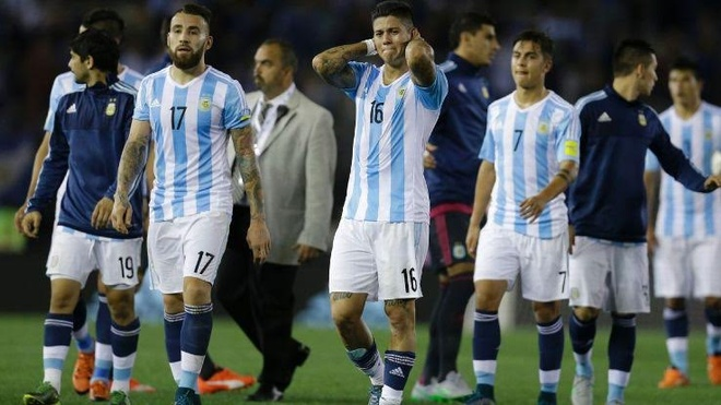 Xay dung Argentina khong phu thuoc Messi hinh anh 1